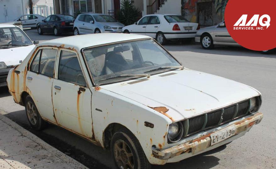 AAQ Junk Cars MVA
